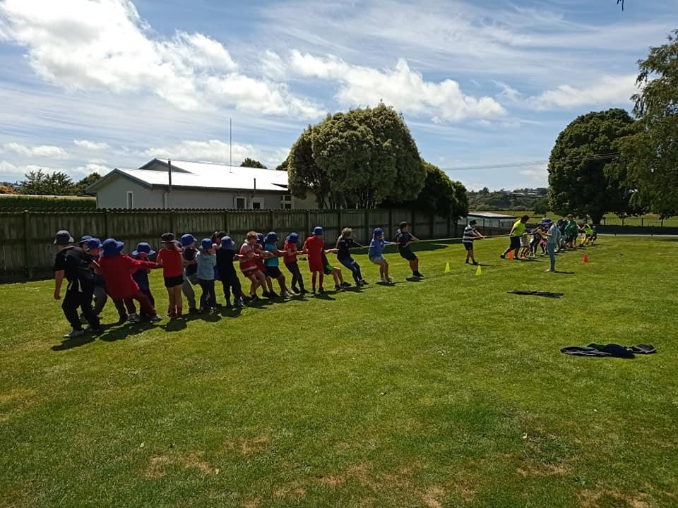 Sports, Balclutha Primary School