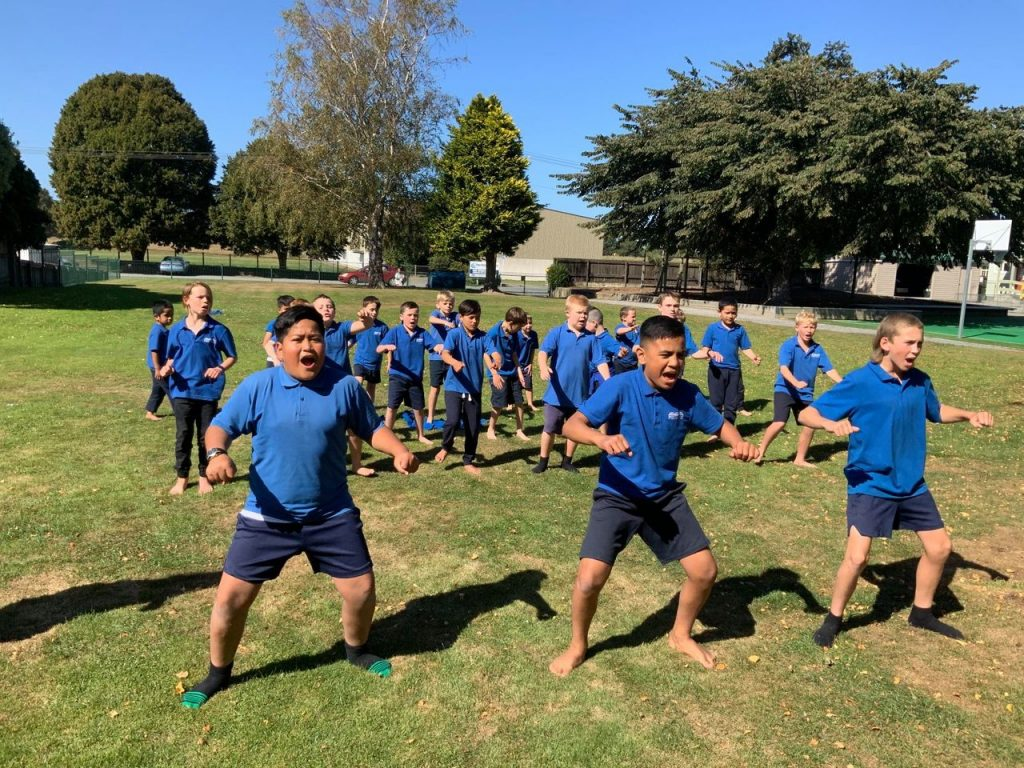 Cultural Groups, Balclutha Primary School