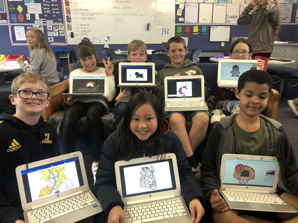 Stationery and Devices, Balclutha Primary School